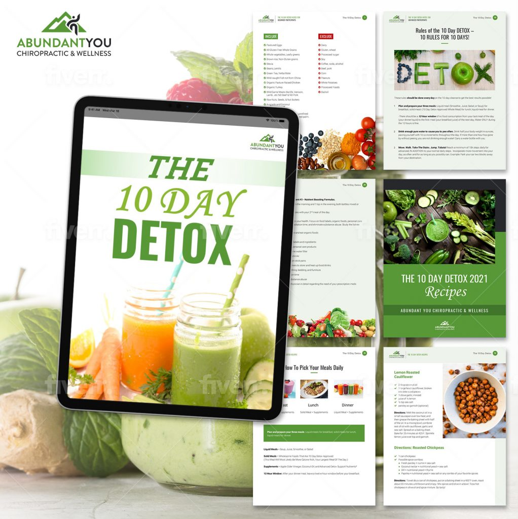 The 10 Day Detox Resources